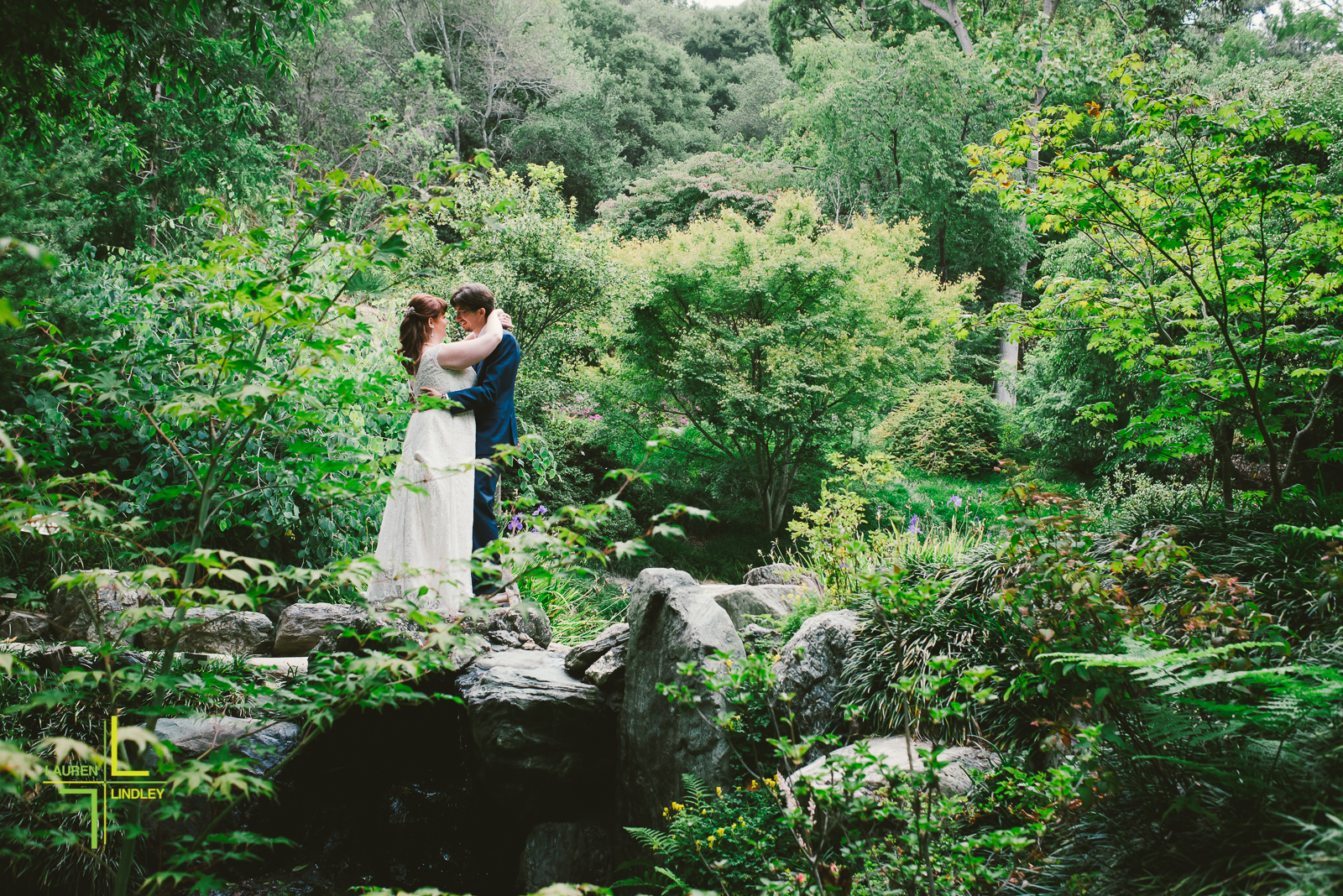 Berkeley Botanical Gardens Wedding Photographer