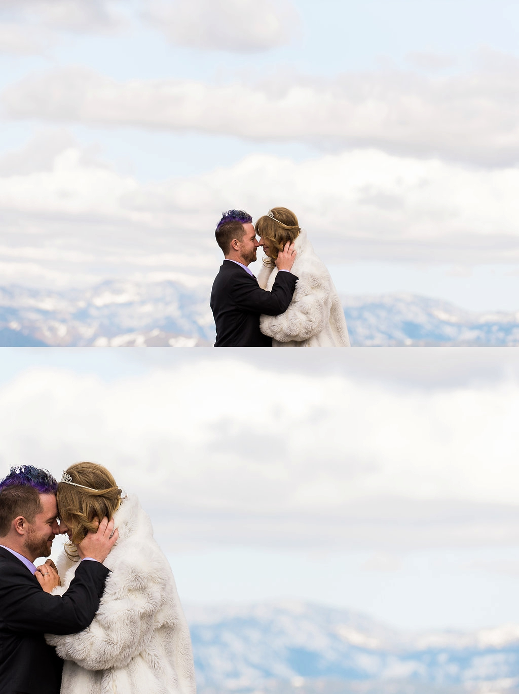 North Tahoe Lodge Wedding