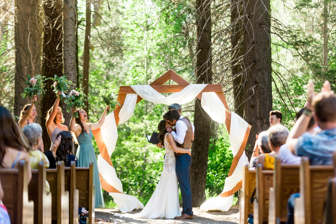 Camp Sacramento Wedding