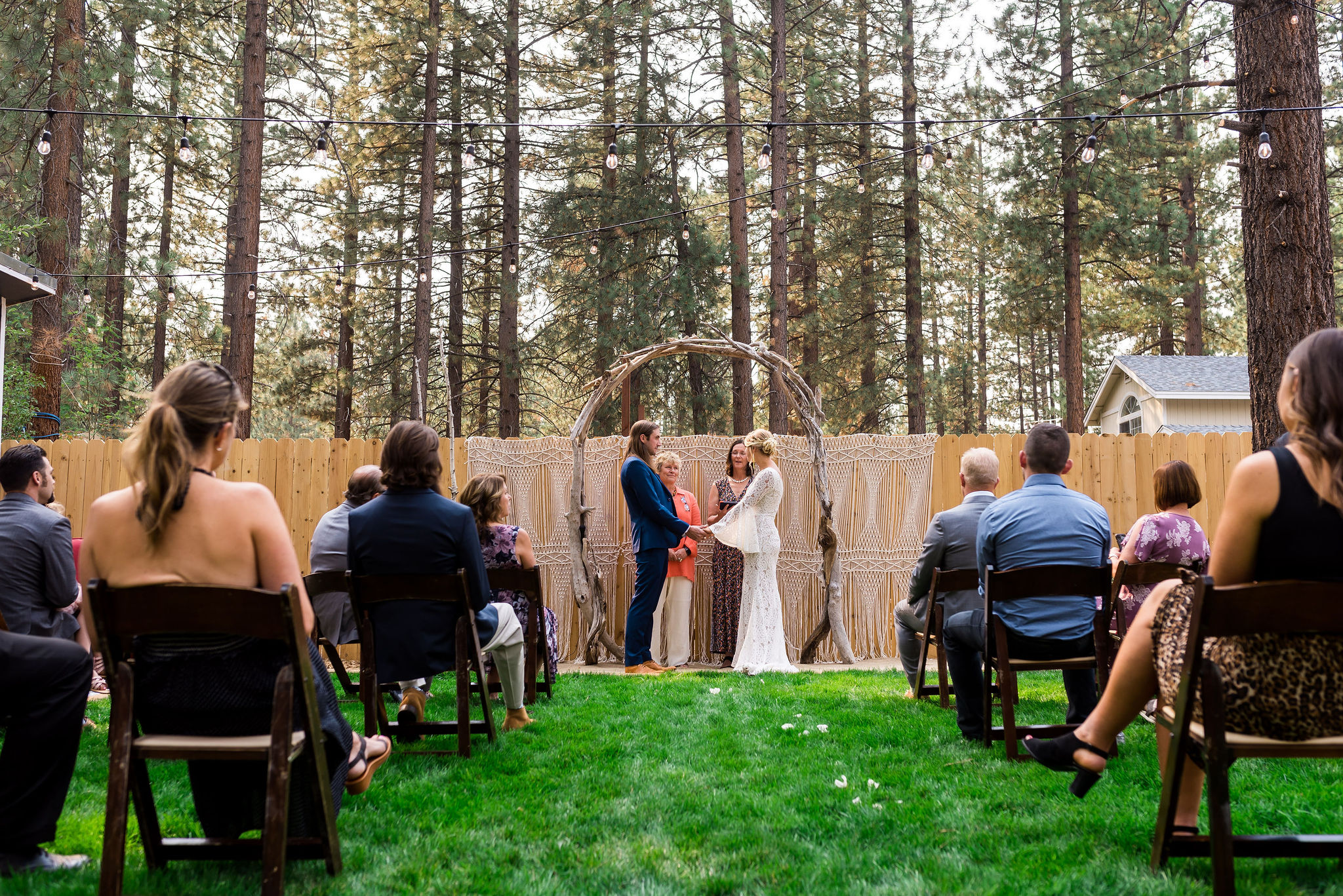 Lake Tahoe Microwedding